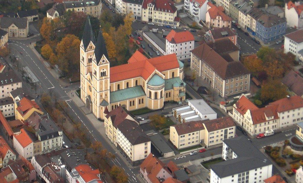 Weiden, Josefskirche, Вайден
