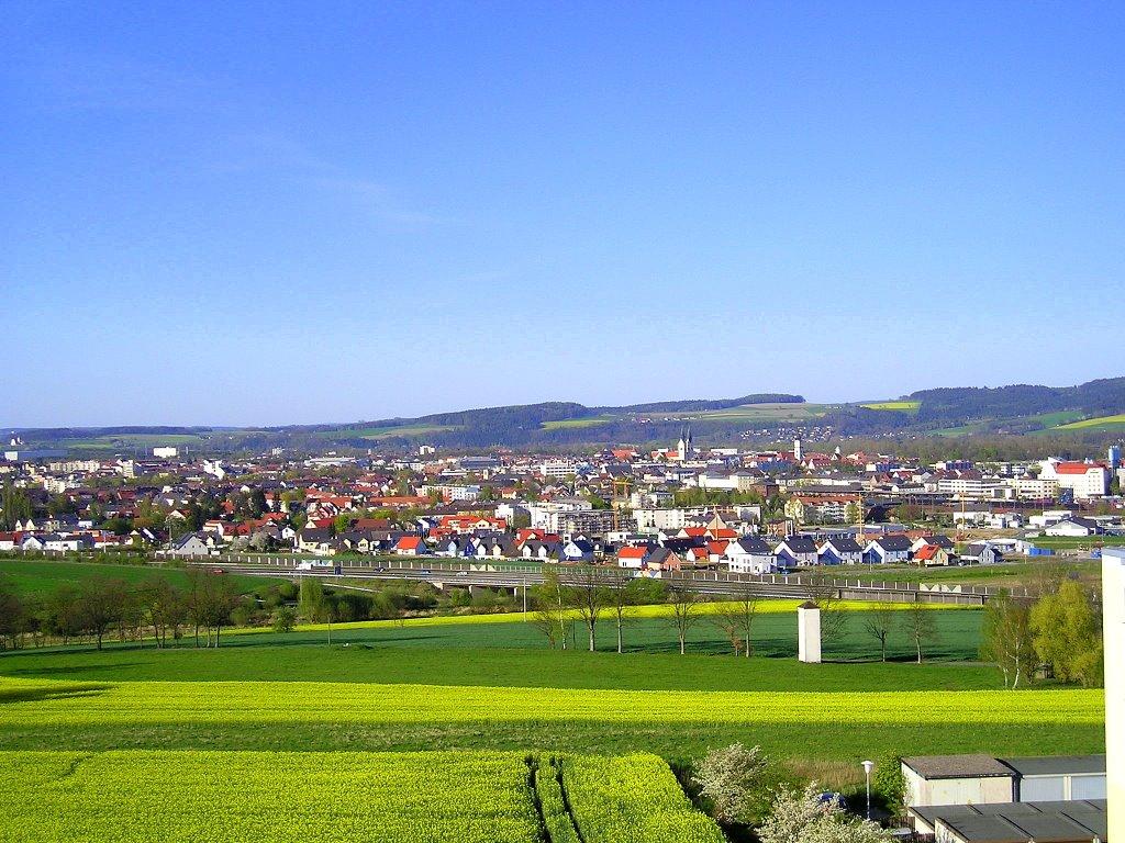 Weiden in der Oberpfalz - 2, Вайден