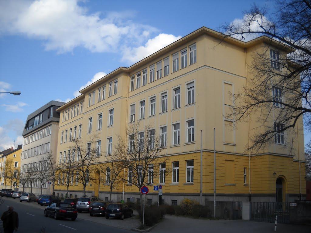 Augustinus-Gymnasium, Вайден