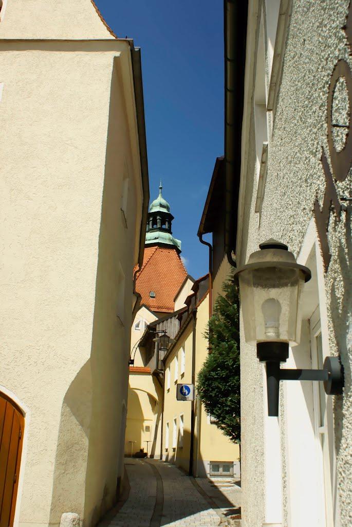 Unterer Tor von Hinterm Wall, Вайден