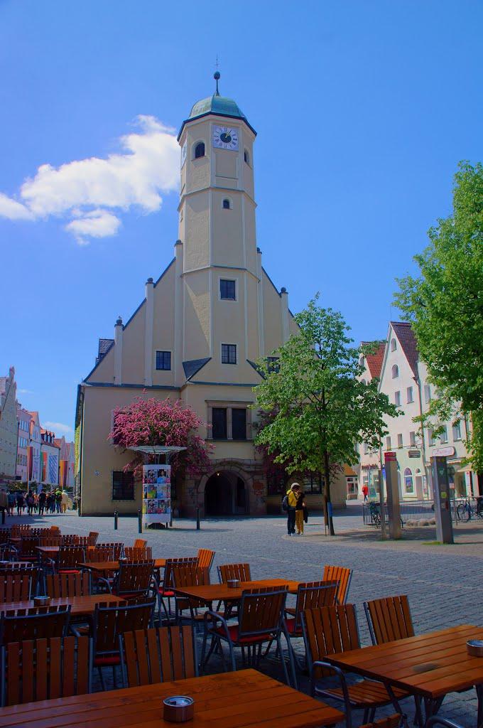 Alt Rathaus in Weiden in der Oberpfalz, Вайден