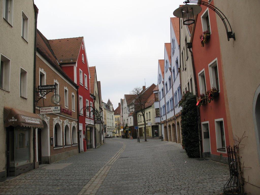 Altstadt, Вайден