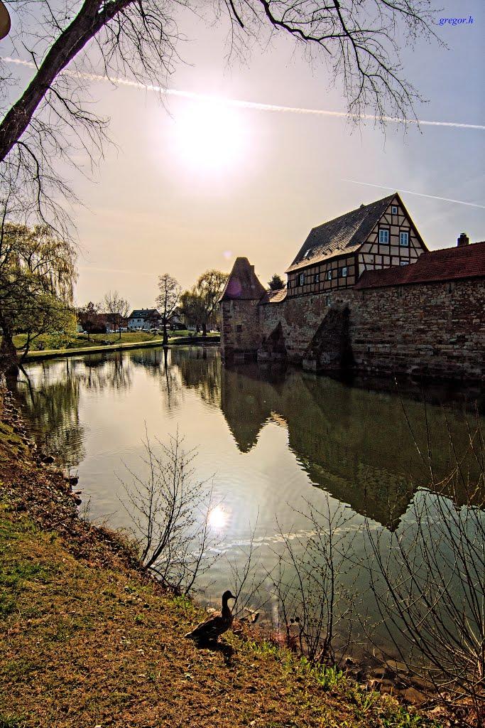 Weißenburg in Bayern- April  -2014-  D, Вайсенбург