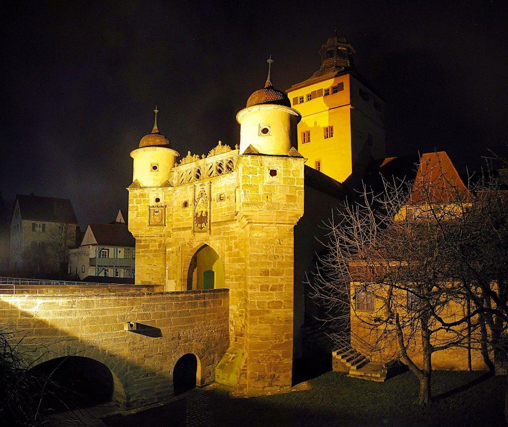 Ellinger Tor, Вайсенбург