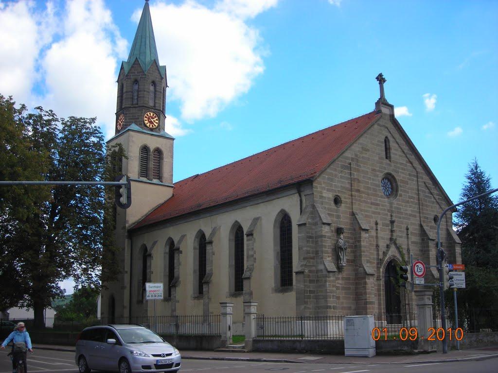 St. Willibald, Вайсенбург