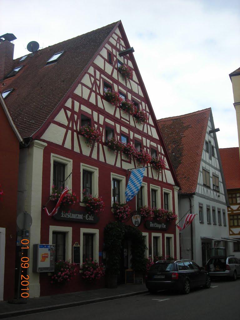 Fachwerkhäuser, Вайсенбург