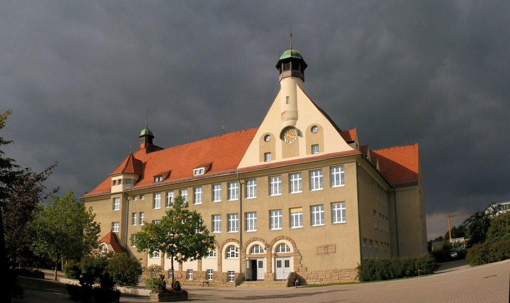 Zentralschule, Вайсенбург
