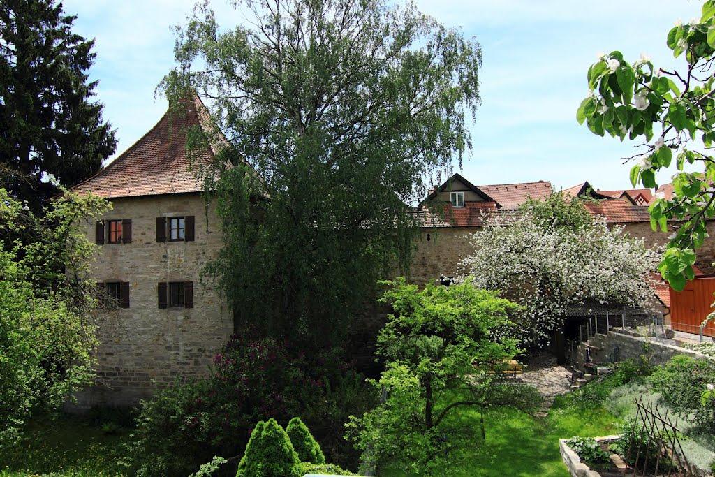 Weißenburg in Bayern -Mai 2012-  D, Вайсенбург