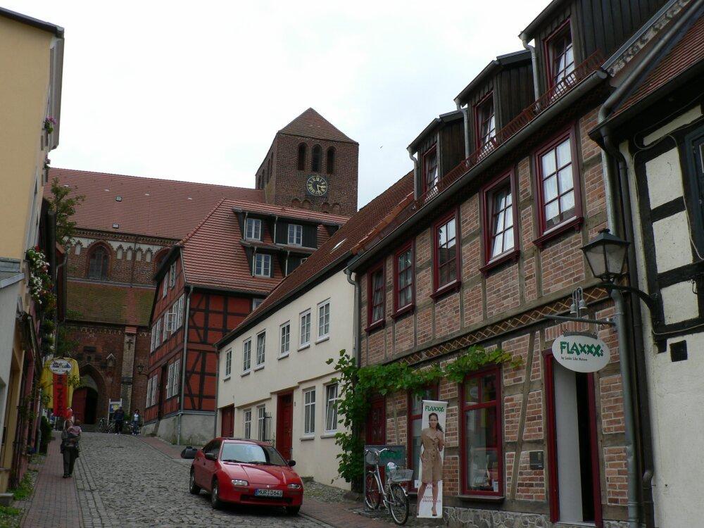 Altstadt Waren, Варен