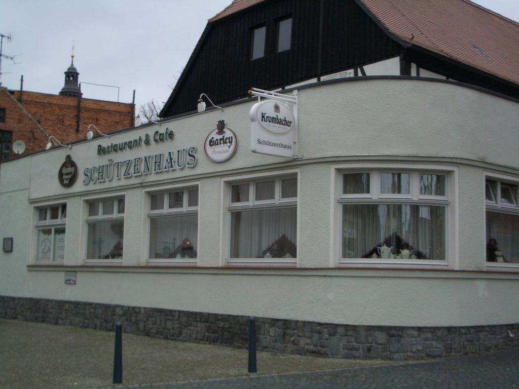 Restaurant Schützenhaus, Гарделеген