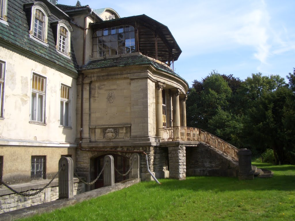 Danke für die Führung; Schloss Isenschnippe; Tag des offenen Denkmals, Гарделеген