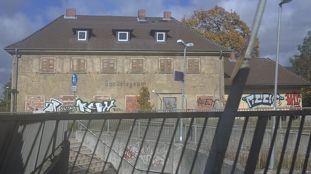 Bahnhof Gardelegen, Гарделеген
