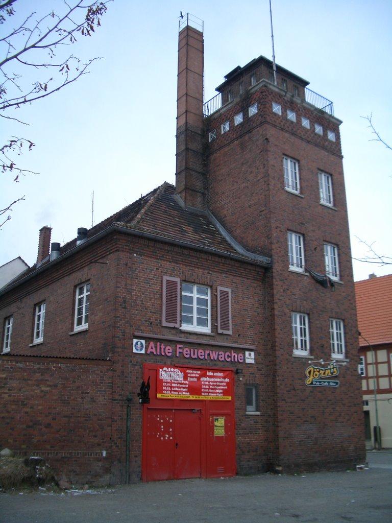 """Disko """"Alte Feuerwache"""", Гарделеген"""