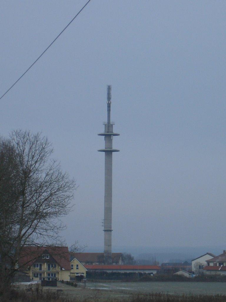 Telekomturm, Гарделеген