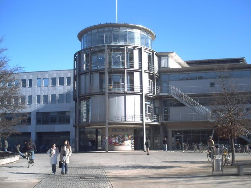 Göttingen uni *, Геттинген