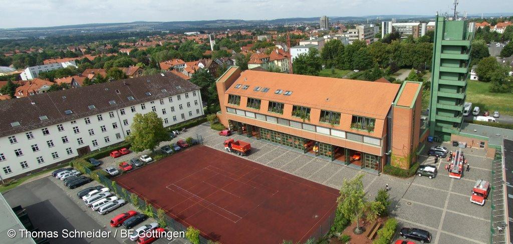 Berufsfeuerwehr Göttingen, Геттинген