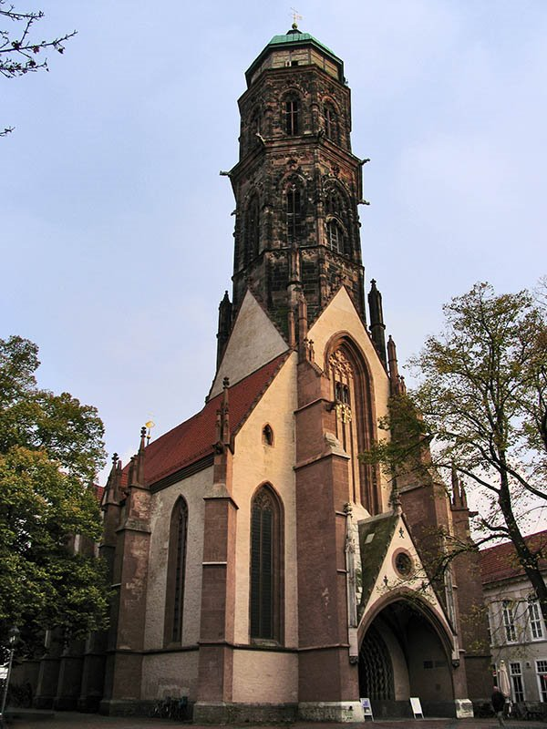 Jacobikirche, Геттинген