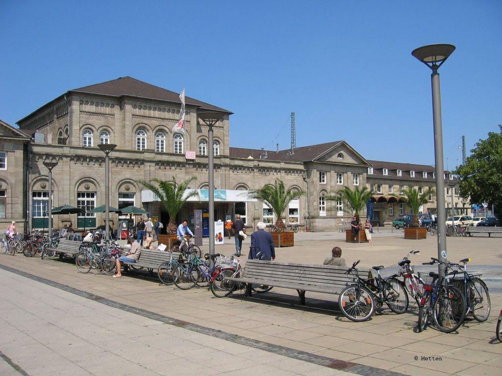 Göttinger Bahnhofsvorplatz, Геттинген