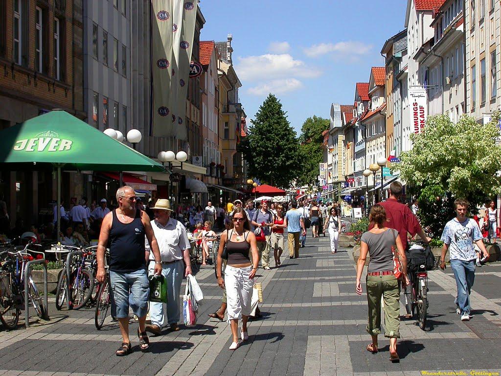 Weenderstraße, Göttingen, Геттинген