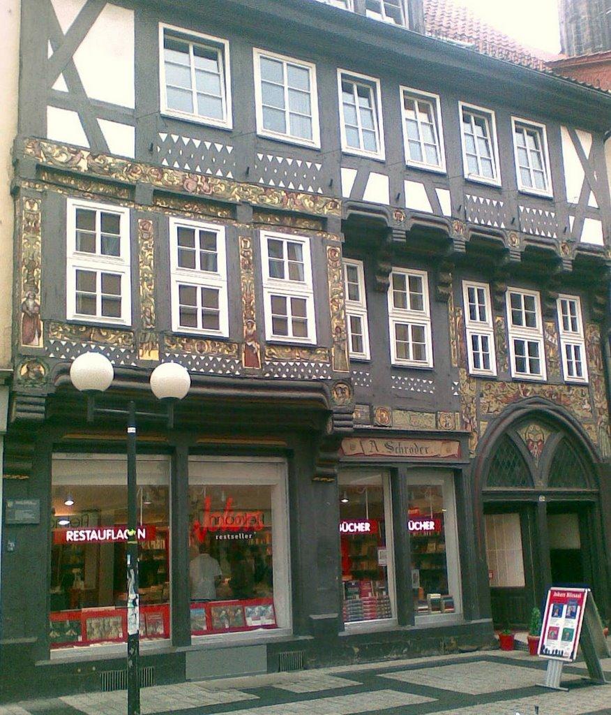 Fachwerkhaus, Геттинген