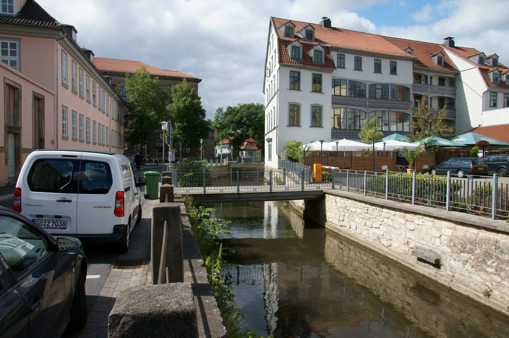 Am Leinekanal, Геттинген