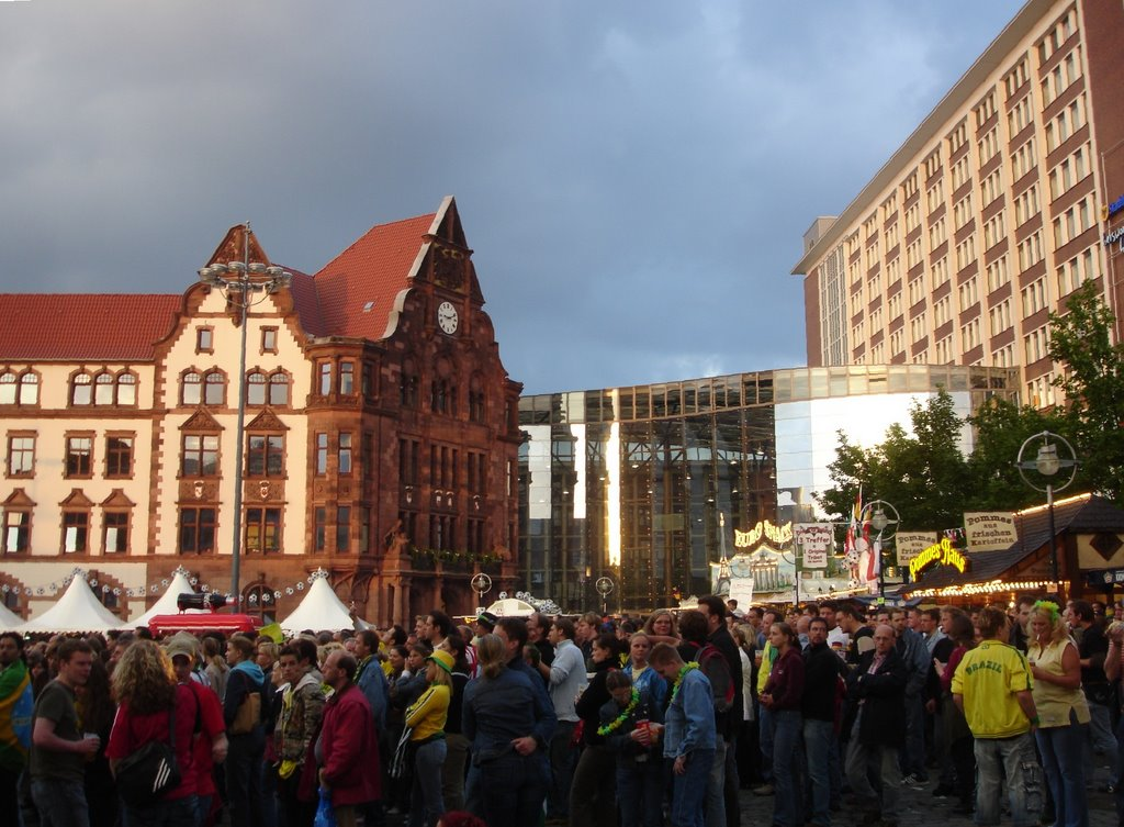 Friedensplatz, Дортмунд
