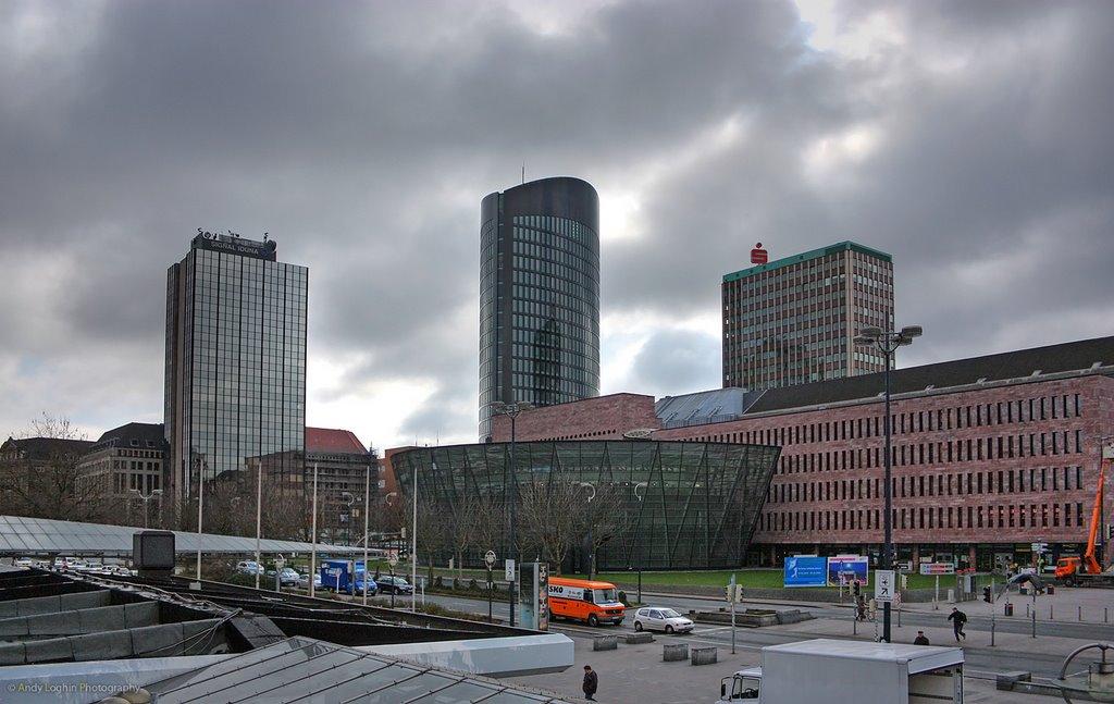 Skyscrapers of Dortmund, Дортмунд