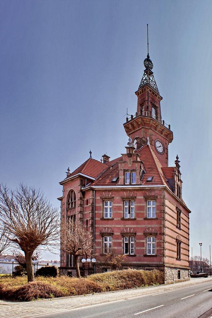 Altes Hafenamt in Dortmund., Дортмунд