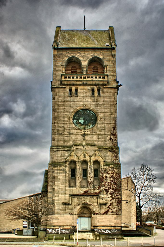 Kirche in Dortmund., Дортмунд