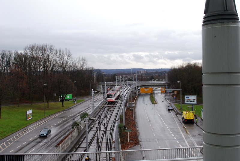 a High way in Dortmund, Дортмунд