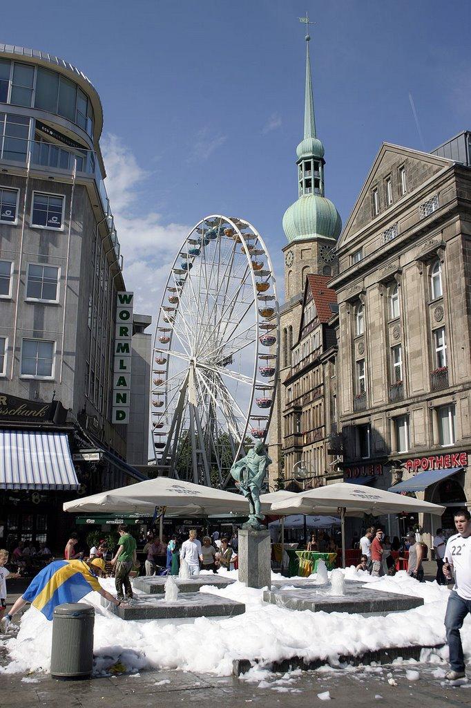 City Dortmund 5 by www.zeche.org, Дортмунд