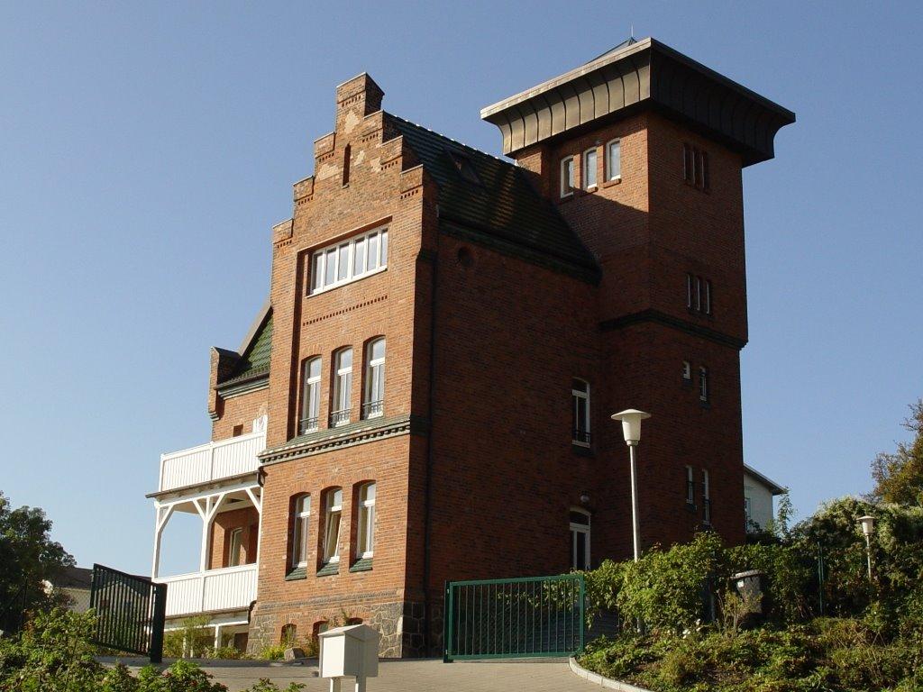 Sassnitz - Haus in der Hafenstraße, Засниц