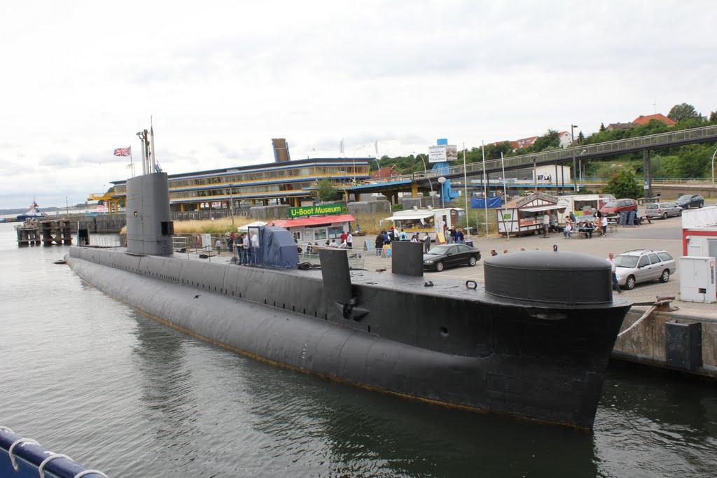 Englisches U-Boot / English submarine, Засниц