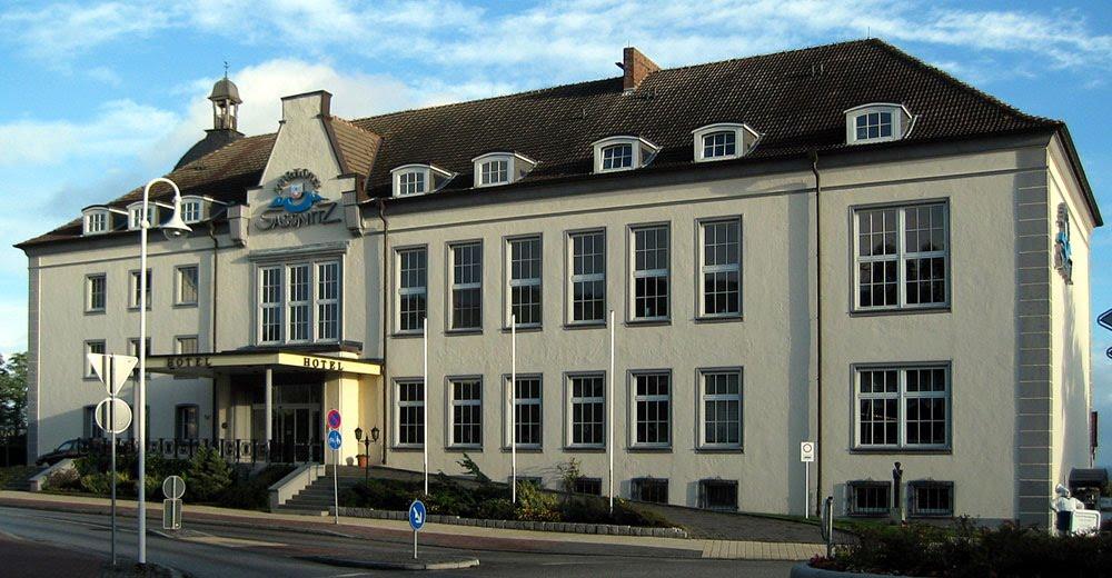 Kurhotel Sassnitz - Insel Rügen, Засниц