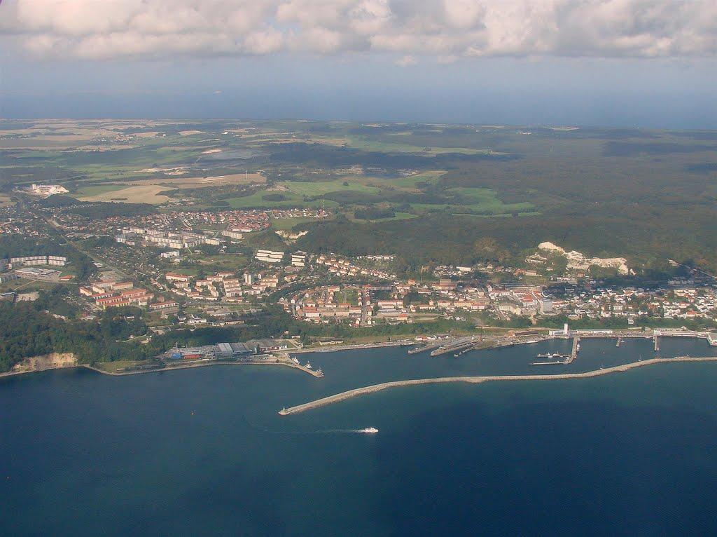 Sassnitz Hafen   -  by R©my, Засниц