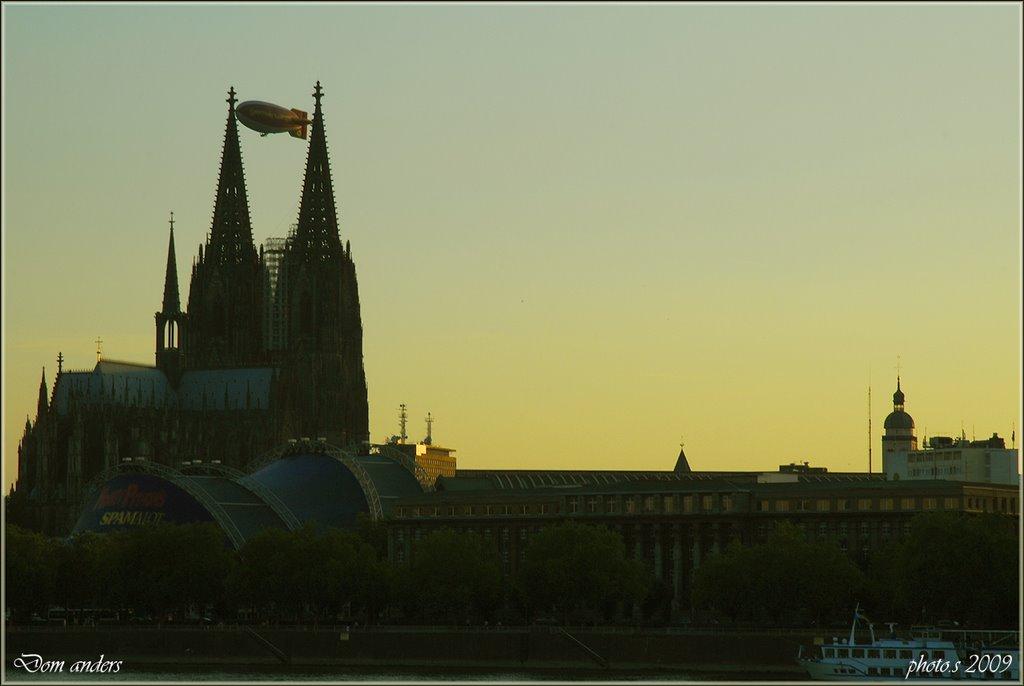 Zeppelin Köln, Кельн