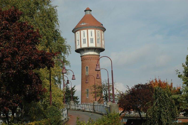 Water Tower, Линген