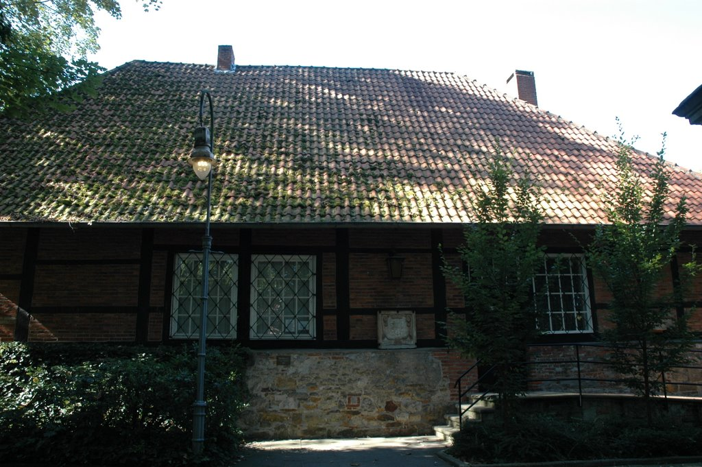 Altes Kutscherhaus ( build 1655 ), Линген