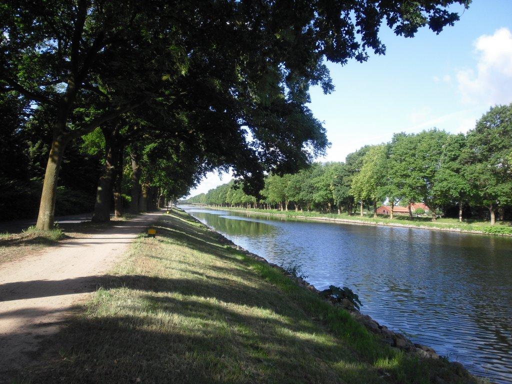 Am DME-Kanal Lingen, Линген