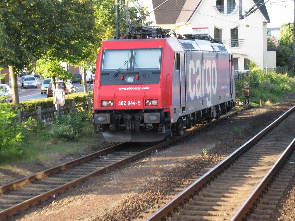 SBB Cargo, Линген