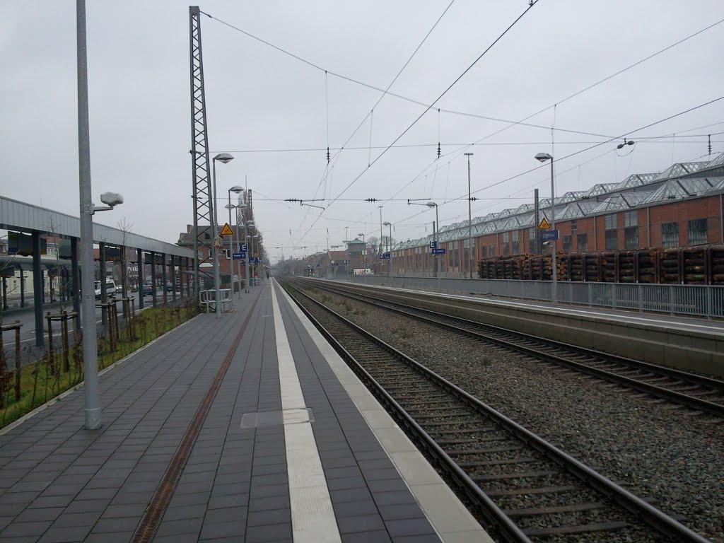 Railroad, Линген