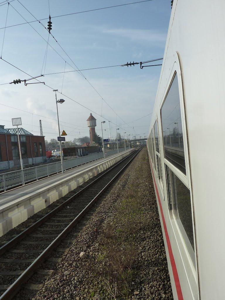 Lingen HBF, Линген