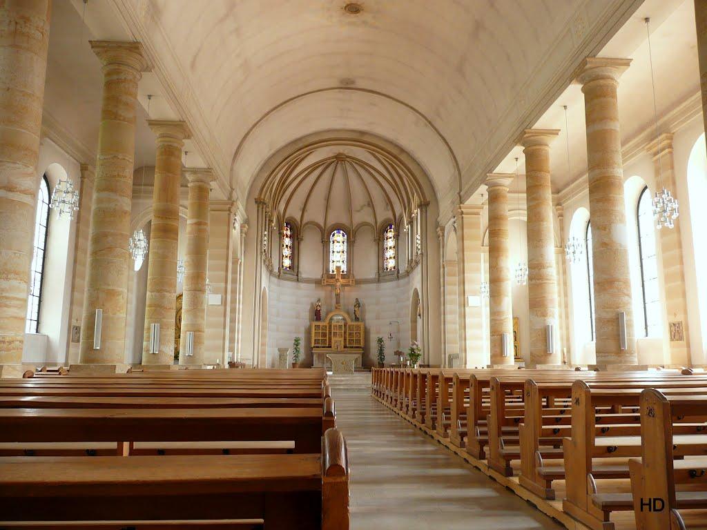 Lingen - kath.Kirche St.Bonifatius, Линген