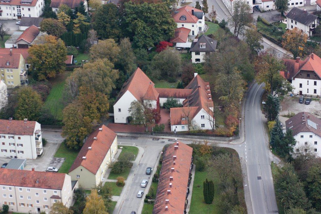 Erlöserkirche in Mühldorf, Мюльдорф