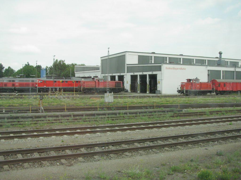 Diesel- BW, Мюльдорф
