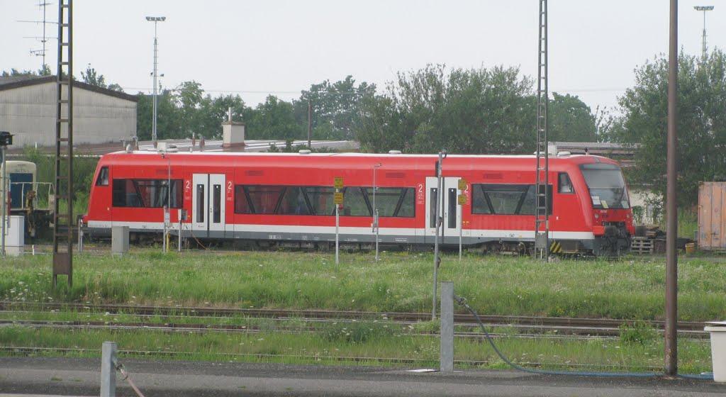 BR 650, Мюльдорф