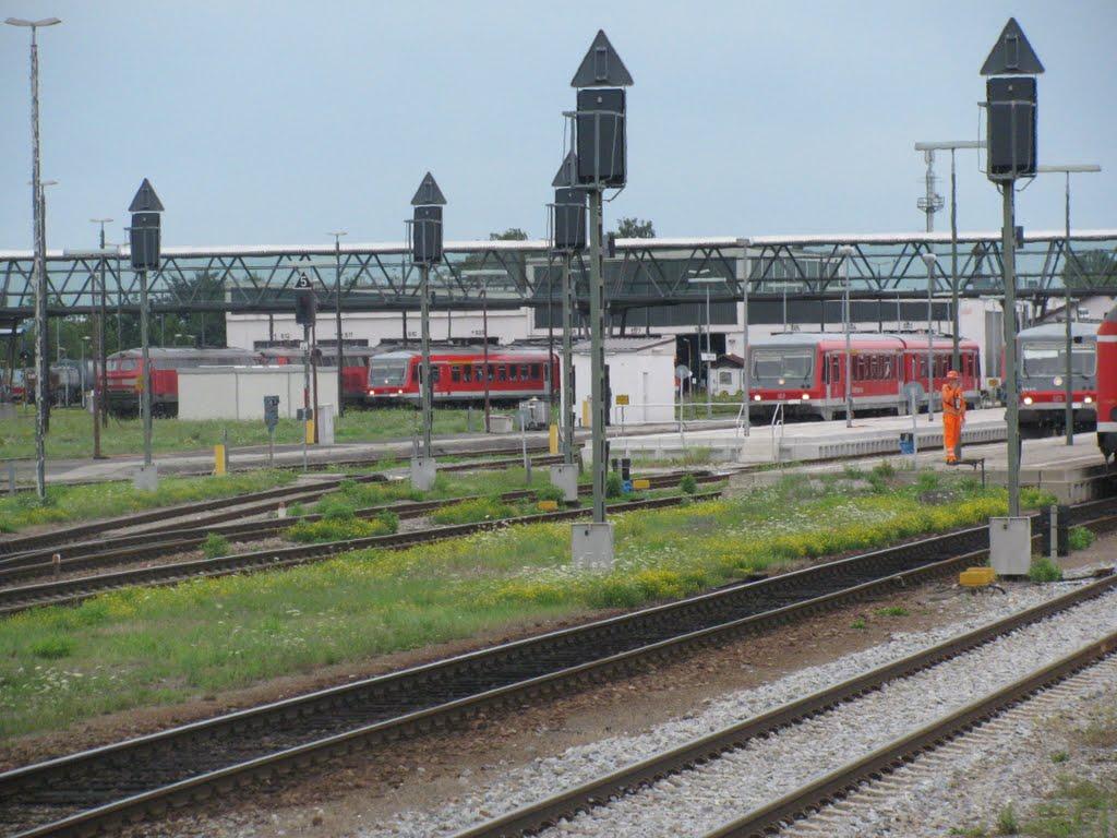 Bahnhof Mühldorf, Мюльдорф
