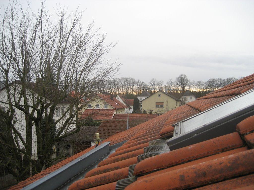 Innlände im Winter, Мюльдорф