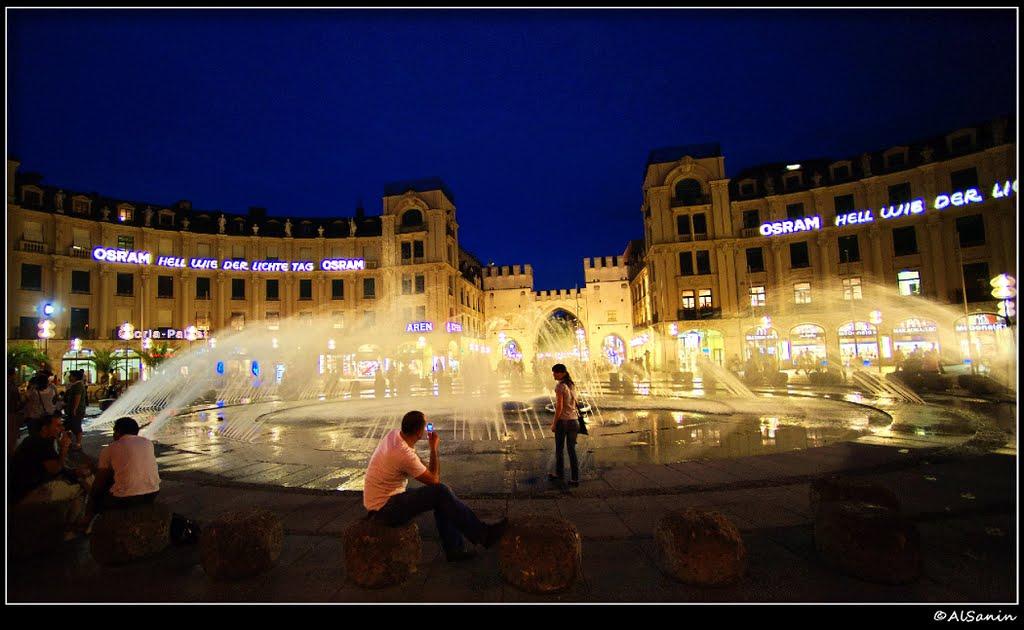 Munchens Night, Мюнхен