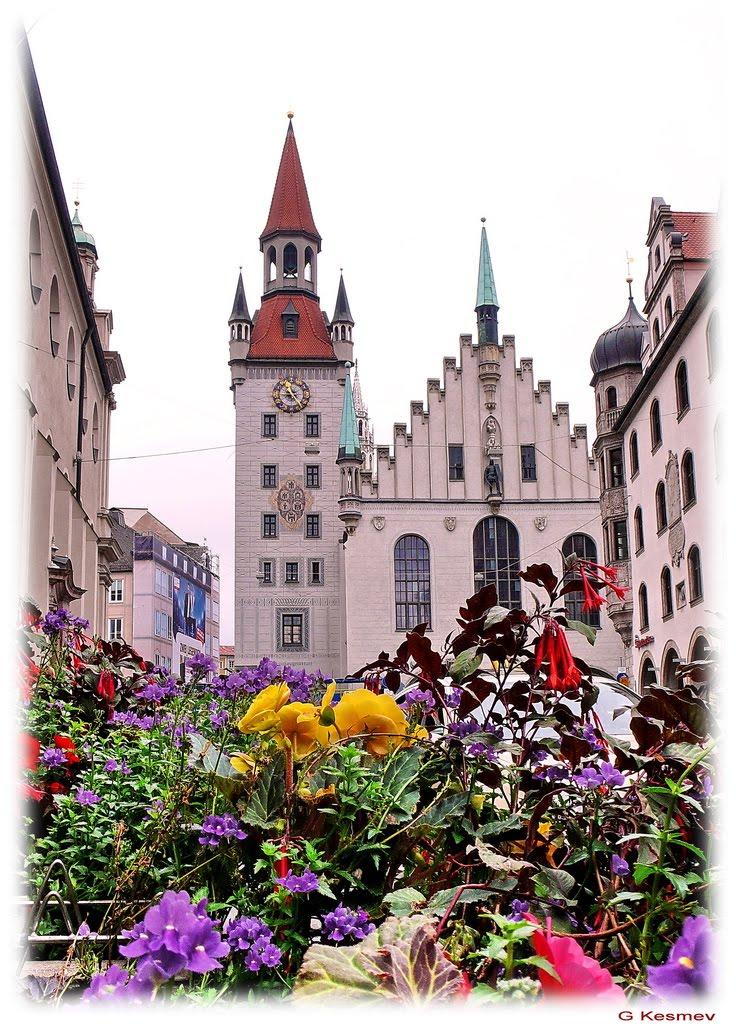 Altes Rathaus, München, Мюнхен
